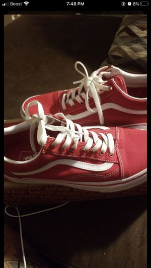 Vans for sale 20 for Sale in Houston, TX
