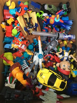 TOYS TOYS TOYS!! Age 4-8 Mostly Boys! BABY CLOTHING!! for Sale in Marina del Rey, CA
