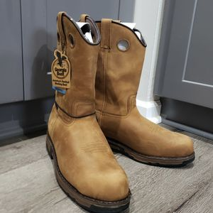 Steel Toe GEORGIA BOOTS size 11.5 for Sale in Claymont, DE