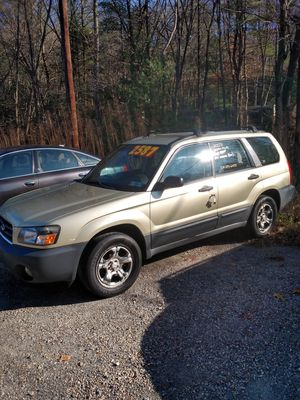 2003 Subaru forester x for Sale in Port Carbon, PA