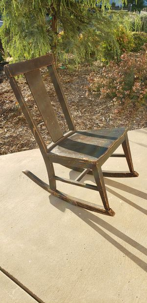 Rocking chair antique for Sale in La Habra Heights, CA