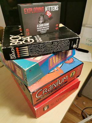 Board games for Sale in Seattle, WA