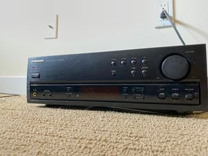 Pioneer Stereo Receiver SX-255R 1998 in working, hardly used condition without remote. for Sale in Everett, WA