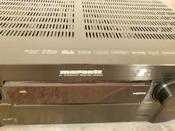 Marantz RS6003