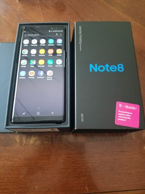 Samsung Galaxy Note 8 64gb Brand New for Sale in Rockville, MD
