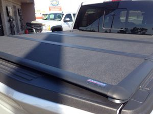 Hard Folding Bed Cover - Tonneau Cover / Truck Bed Cover for Sale in Scottsdale, AZ