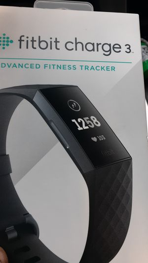 Fitbit charge 3 for Sale in Santa Ana, CA