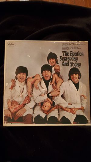The Beetles Yesterday and Today Album original LP for Sale in Redlands, CA