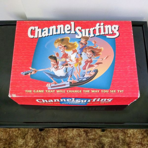 CHANNEL SURFING GAME