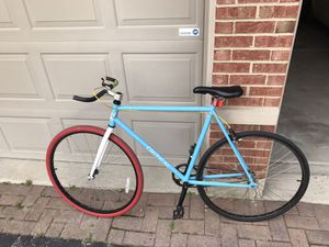 Fixie for sale need gone ASAP for Sale in Glenview, IL