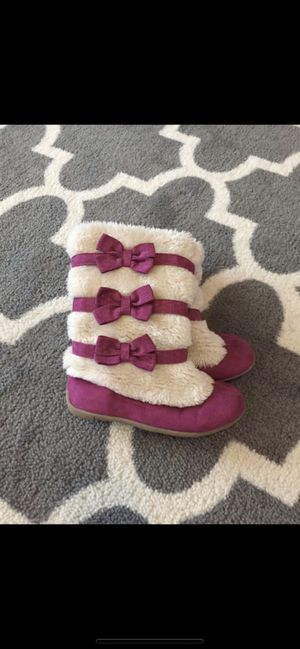 Super Cute Little Girl Boots! for Sale in Goose Creek, SC