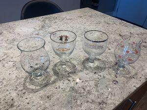 4 Beer Chalices for Sale in Arlington, VA