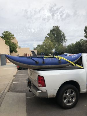 Inflatable pontoon boat for Sale in Tempe, AZ