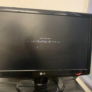 LG Monitor 23 inch (VGA, DVI) for Sale in Los Angeles, CA