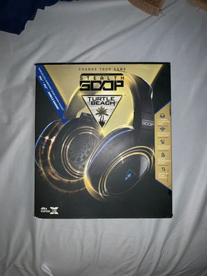 Turtle beach headset stealth 500 p for Sale in Baldwin, NY