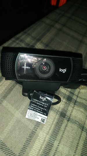 Logitech Webcam for Sale in Tacoma, WA
