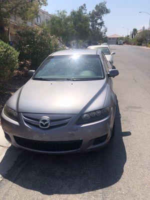 Mazda speed6 2007 MECHANIC SPECIAL for Sale in Las Vegas, NV