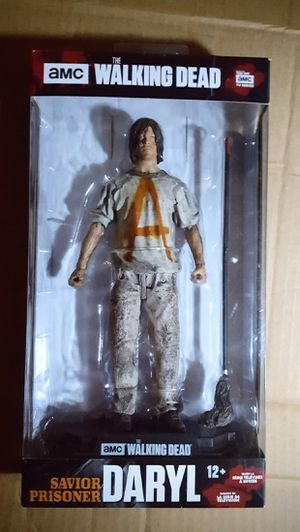 The Walking Dead Savior Prisoner Daryl - McFarlane Toys Collector figure for Sale in Phoenix, AZ