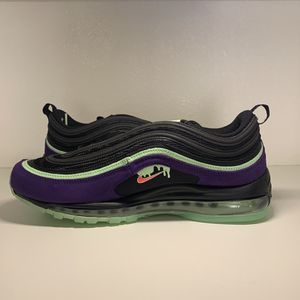 Nike Air Max 97 Slime Halloween for Sale in Signal Hill, CA
