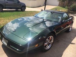 Chevy Corvette for Sale in DeSoto, TX