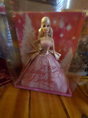 Holiday barbie 2009 for Sale in South Holland, IL