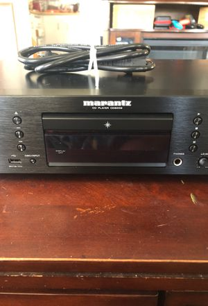 Marantz CD player model CD6006 for Sale in Harbor City, CA