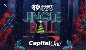 Two tickets to jingle ball for Sale in Warner Robins, GA