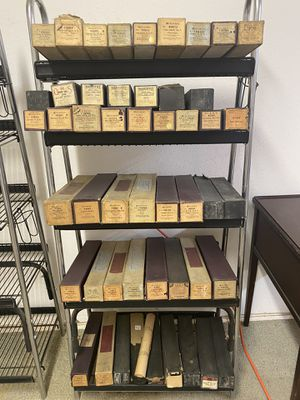 Antique Player Piano Scrolls for Sale in Claude, TX