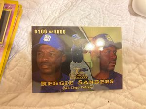 Reggie sanders for Sale in Castro Valley, CA
