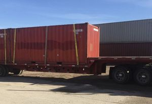 20' SD WWT Containers for Sale! for Sale in Amarillo, TX
