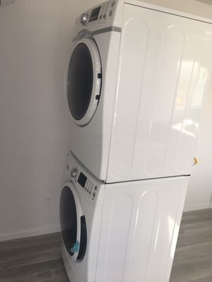 *BRAND NEW* GE stackable washer and dryer for Sale in Los Angeles, CA