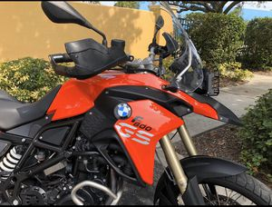 Motorcycle BMW 2015 F800 GS/8Kmiles for Sale in Orlando, FL