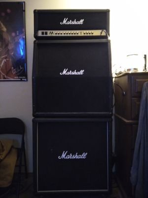 Marshall MA100H stack guitar amplifier for Sale in Tacoma, WA