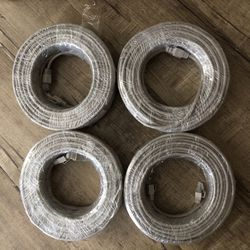 Cat5e 100' Set Of 4 for Sale in Los Angeles,  CA