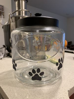 Doggy treat jar for Sale in Highland, IN