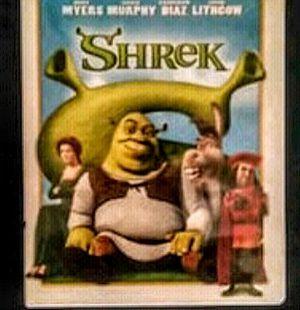 Shrek DVD for Sale in Mansfield, OH