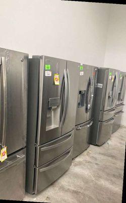 Refrigerators Liquidation Samsung/LG/GE/Cafe APFAS for Sale in Dallas,  TX