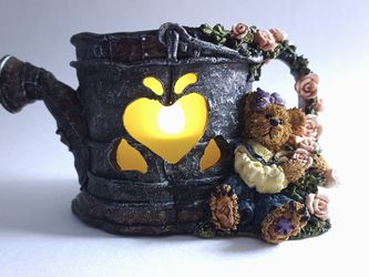 Boyd's Bears & Friends Bearstone - Candle Holder Lydia...Shower of Roses #27755 for Sale in Lake Forest,  CA