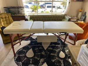 Massage table for Sale in Oceanside, CA