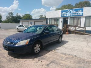 2005 Honda Accord for Sale in Abilene, TX