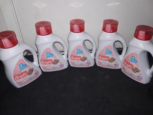 Dreft Stage 1: Newborn Detergent 50 fl oz Bundle: 5 for $45 I will not accept less. for Sale in Garland, TX