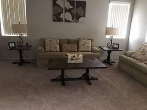 Free love seat and sofa for Sale in GLMN HOT SPGS, CA