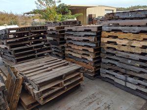 Pallets for Sale in Linden, CA