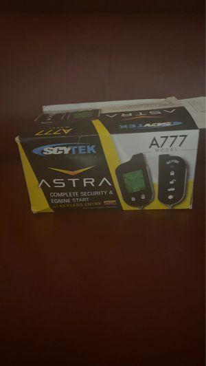 Scytek A777 model alarm for Sale in DeSoto, TX