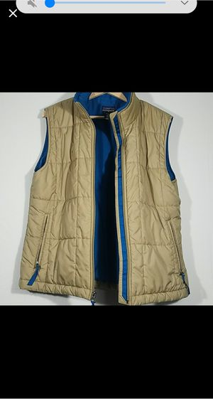 Patagonia women's vest for Sale in Seattle, WA