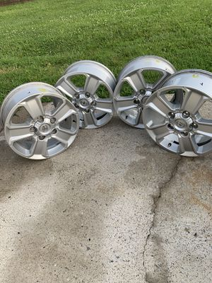 Toyota Tundra Rims for Sale in Clarksville, TN