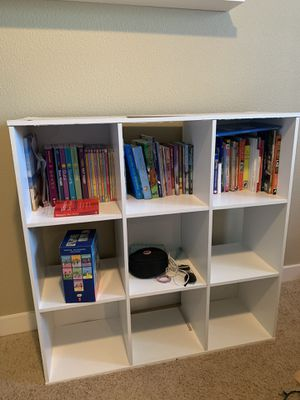 White book shelves for Sale in Vancouver, WA