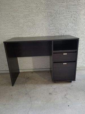 IKEA Black Desk for Sale in Phoenix, AZ