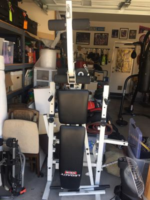 Legacy SES Workout bench for Sale in Rancho Santa Margarita, CA