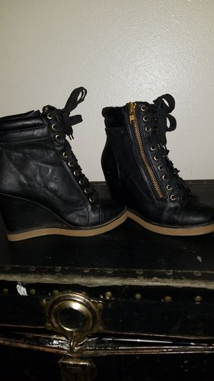 Wedge high tops for Sale in Tacoma, WA